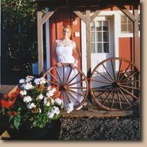Bride at OMF Inc.